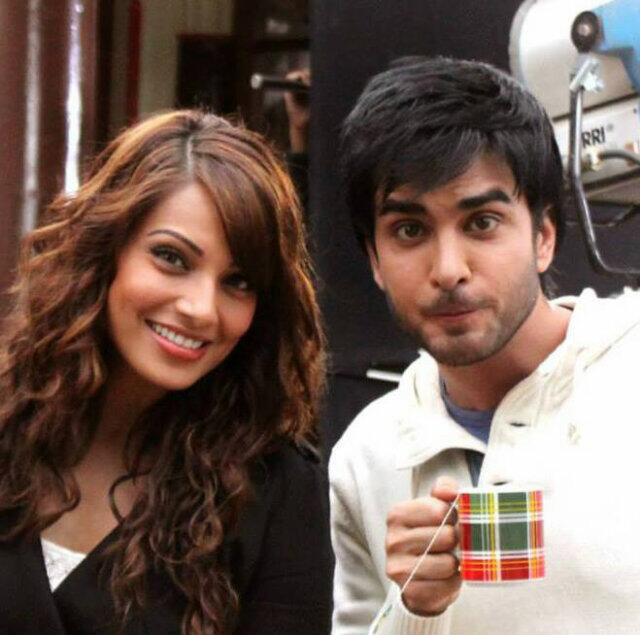 Imran Abbas Photo with Bipasha Basu