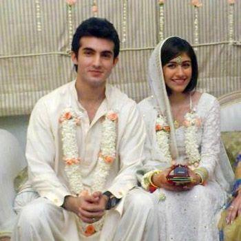 Syra Yousuf Wedding Pics