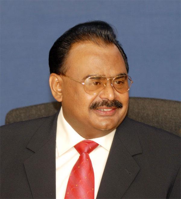 MQM Leader Altaf Hussain Pics