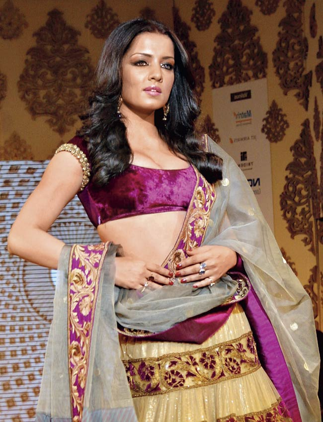 Celina Jaitley misbehaved by Airline crew