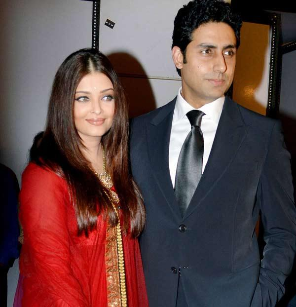 Aishwarya and Abhishek Pictures