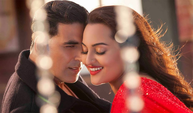Akshay Kumar Look best with Sonakshi Sinha or Katrina Kaif