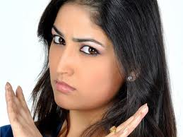 Yami Gautam not like make up