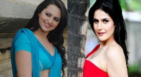 Sonakshi Sinha vs Zarine Khan