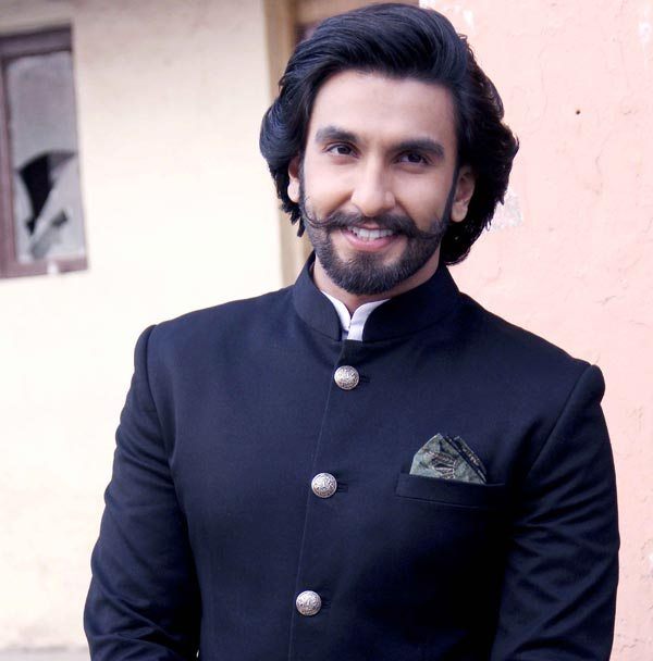 Bollywood Actor Ranveer Singh Celebrate 29 Birthday