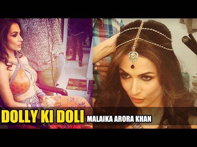 Malaika Arora Khan Show her Pop Ragini in Dolly Ki Doli