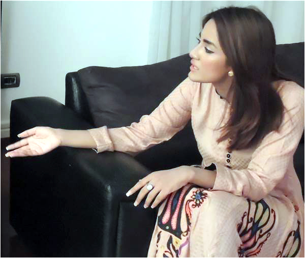 Mathira gets work in Iftikhar Ifi's sitcom