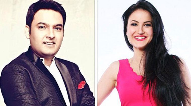 Elli Avram will appears with Kapil Sharma in next film