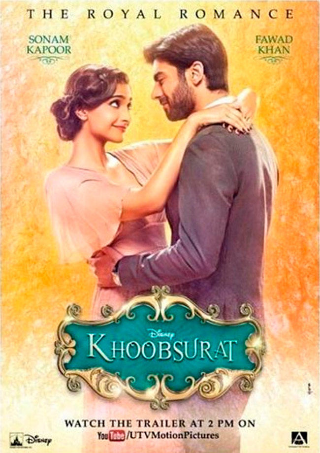 Fawad Khan Waits for release and success of Khoobsurat