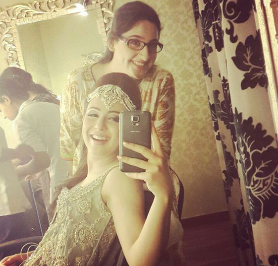 Ushna Shah Wedding Pictures