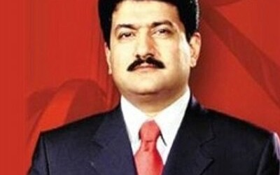 Hamid Mir Pictures 2014-2015