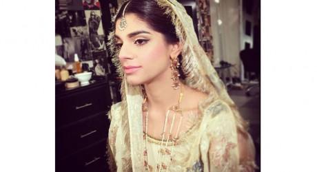 Sanam Saeed Wedding pics