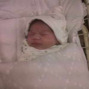 Ali Zafar New Baby Girl