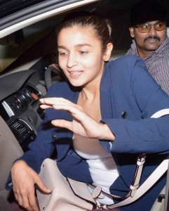 Hot Alia Bhatt With Sidharth Malhotra Latest Pictures