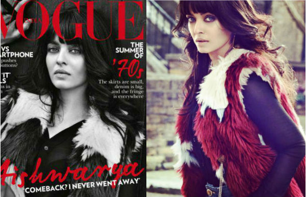 Aishwarya Rai New Vogue Photoshoop