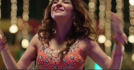 Ayesha Omer Performs Item Song