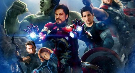 Desi Avengers with Bollywood Actors Portrait
