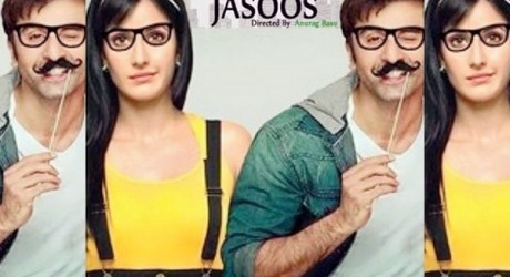 Jagga Jasoos Hindi Film Poster