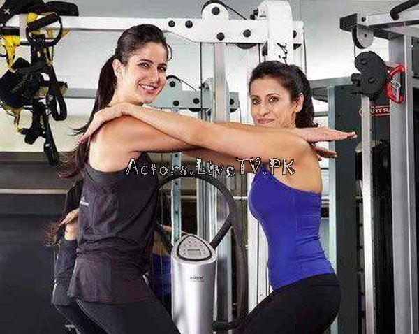 Bollywood Celebrities in Gym (4)