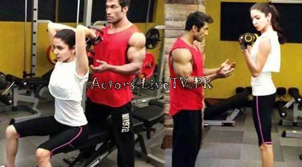 Bollywood Celebrities in Gym (8)