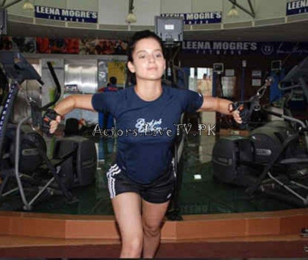 Bollywood Celebrities in Gym (9)