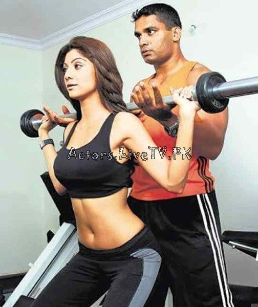 Bollywood Celebrities in Gym (11)