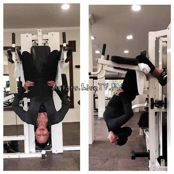 Bollywood Celebrities in Gym (12)