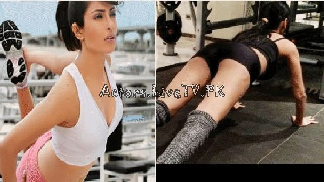 Bollywood Celebrities in Gym (14)