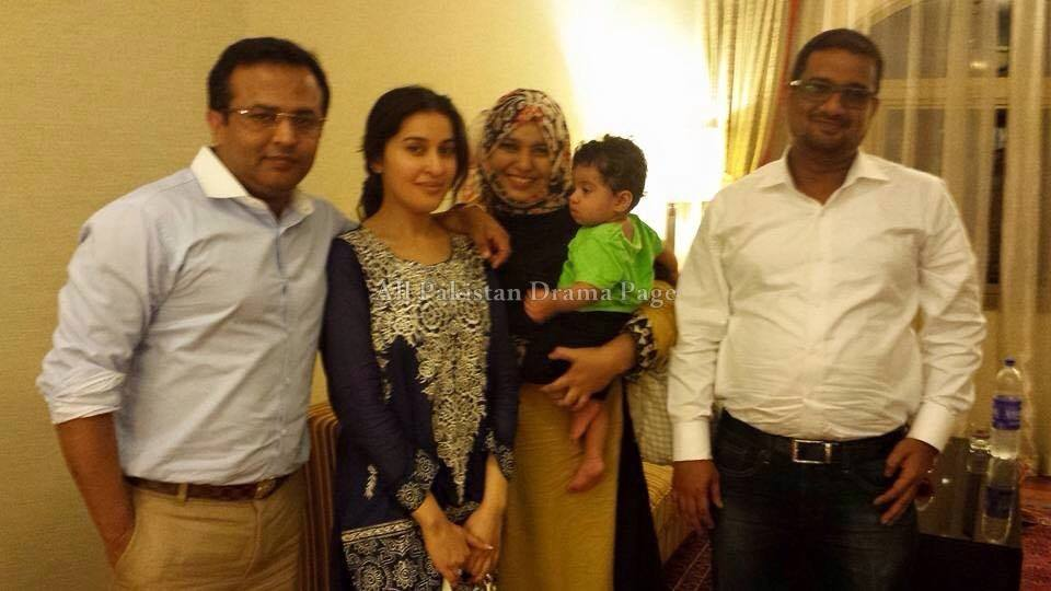 Shaista Lodhi Latest Pictures with New Husband (3)