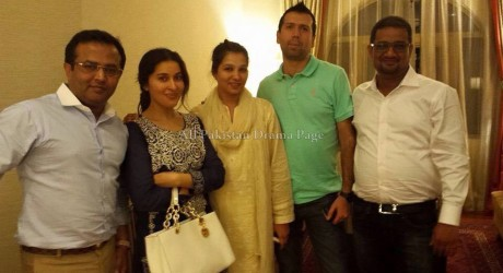 Shaista Lodhi Latest Pictures with New Hubband 05