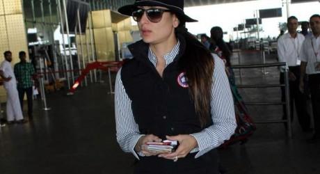 Kareena Kapoor Khan's airport look 02