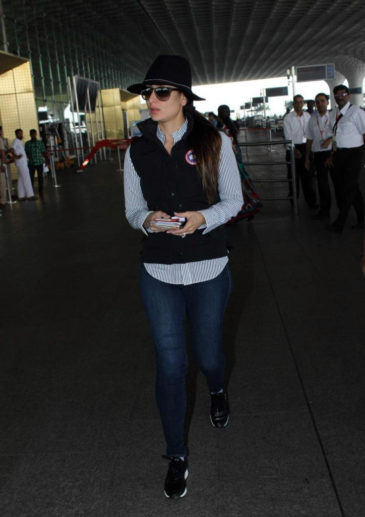 Kareena Kapoor Khan's airport look 05