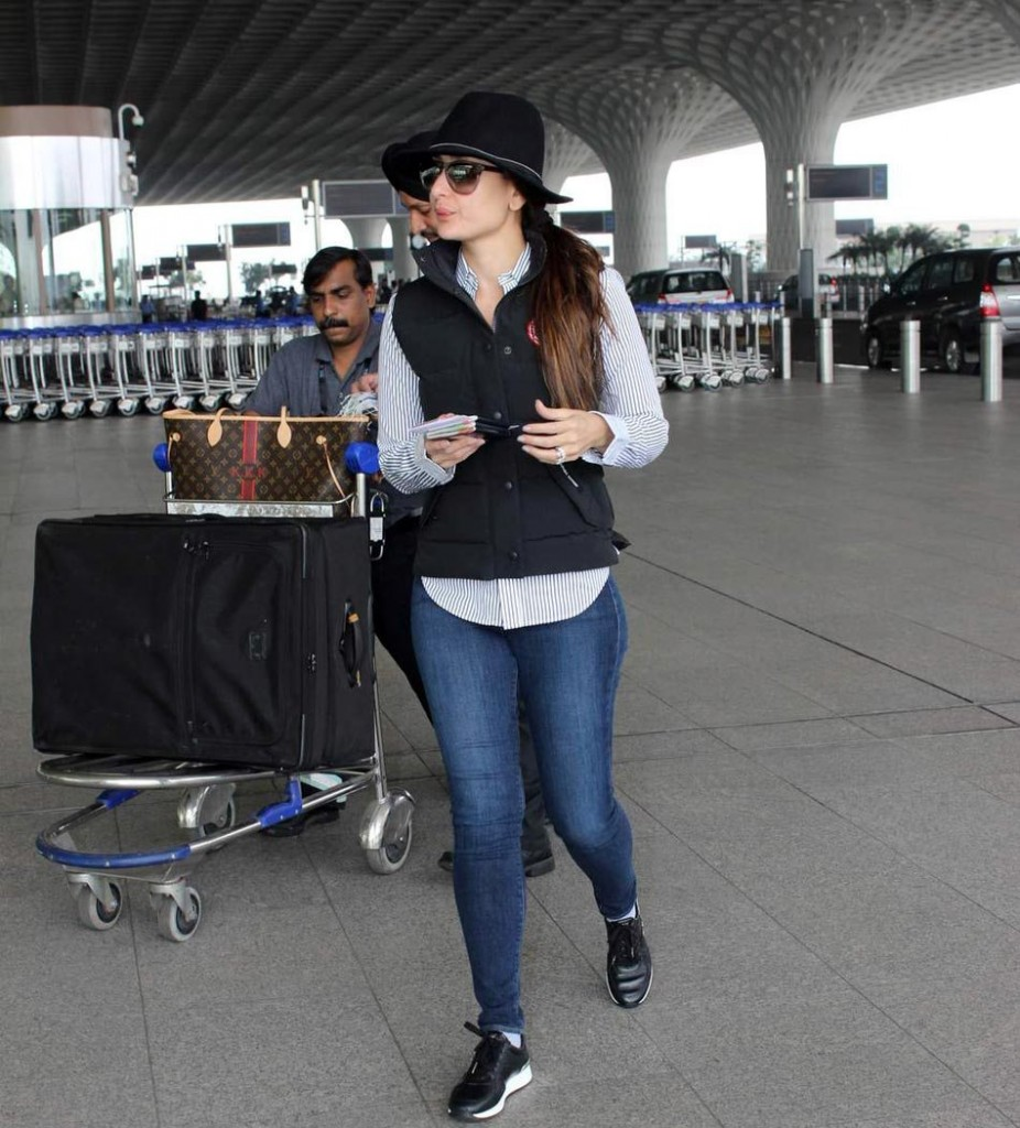 Kareena Kapoor Khan's airport look 06