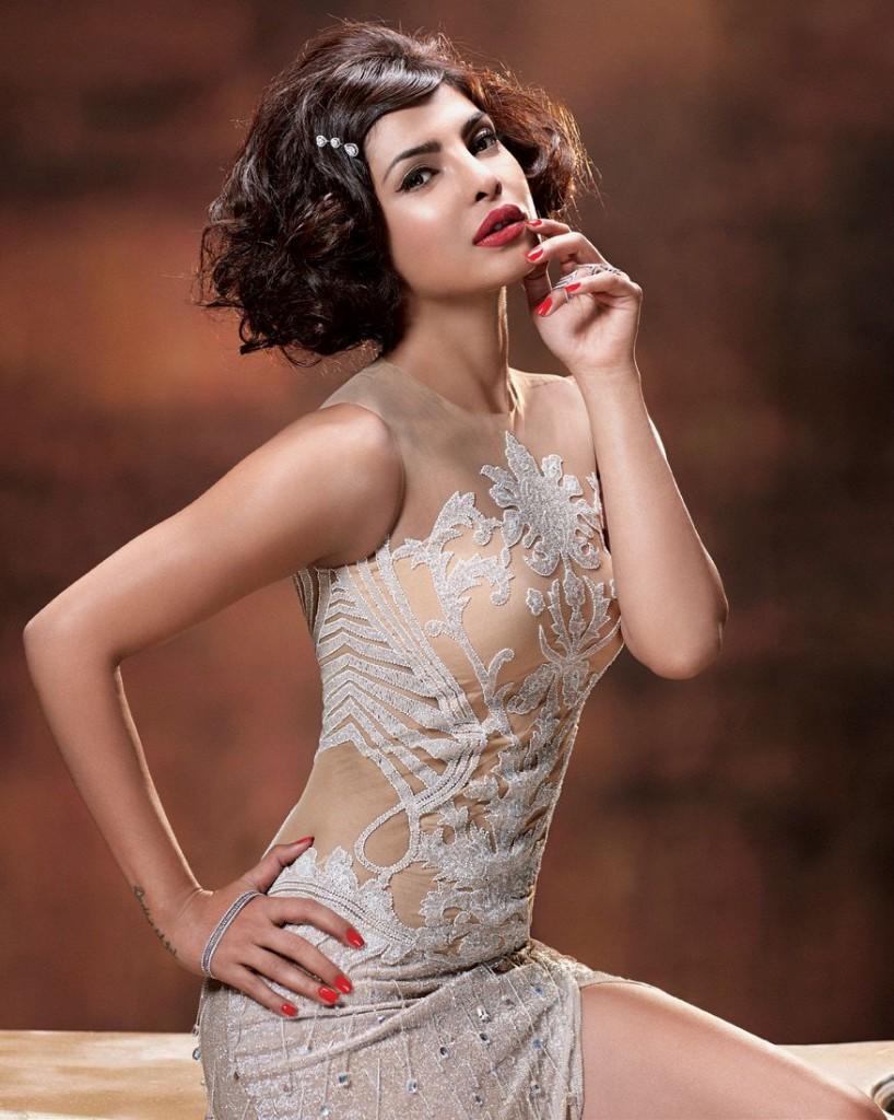 Priyanka Chopra Hot Look Hello India Magazine Oct 2015 06