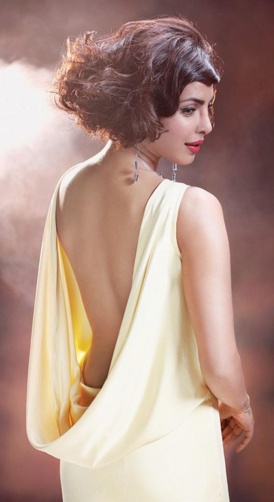 Priyanka Chopra Hot Look Hello India Magazine Oct 2015 01