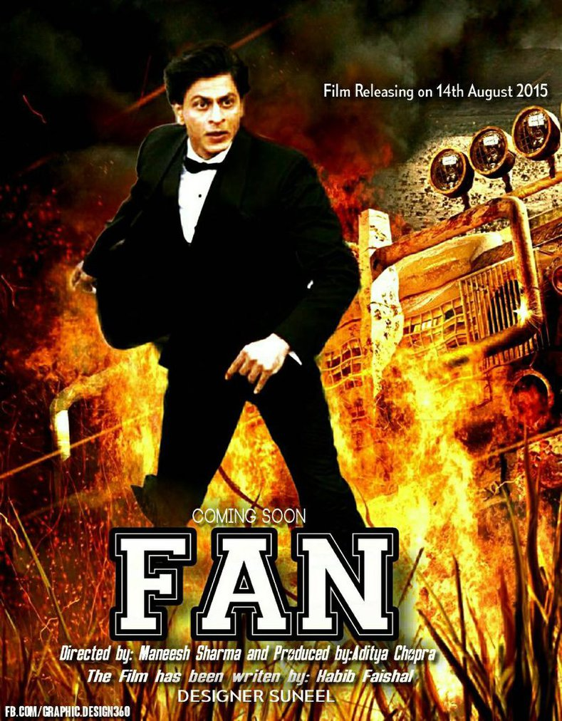 Fan Movie Poster2