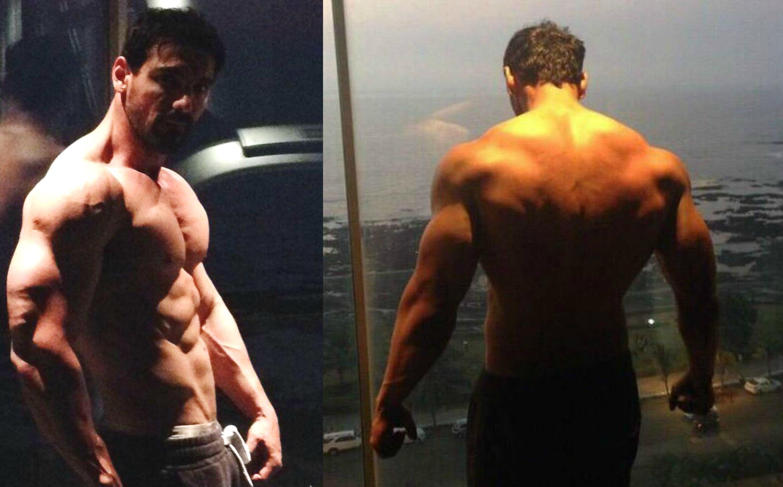 John Abraham Bodybuilding