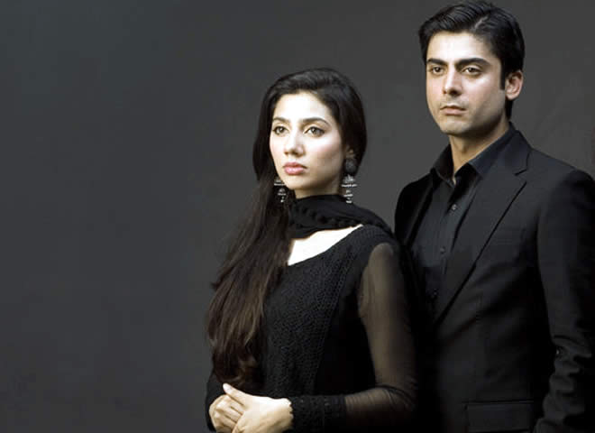 Fawad Khan and Mahira Khan Style