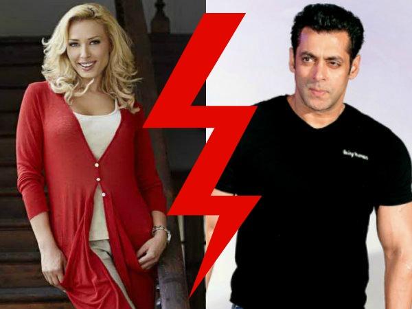 Salman Khan and Iulia Vantur 3