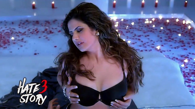 Zarine Khan Latest Pictures in Hate Story 3 11