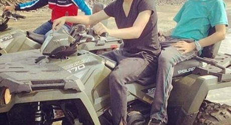 Aryan Khan's Cool Mean Machine