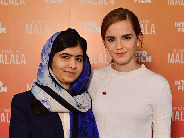 Emma Watson Interviews Malala Yousafzai 1
