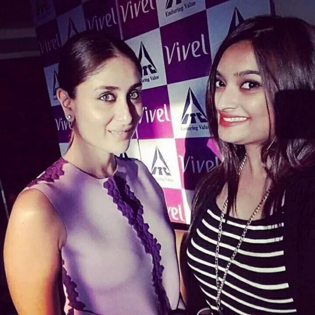 Kareena Kapoor Khan at Vivel Event 03