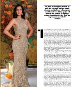 Sonam Kapoor Hello Magazine 07