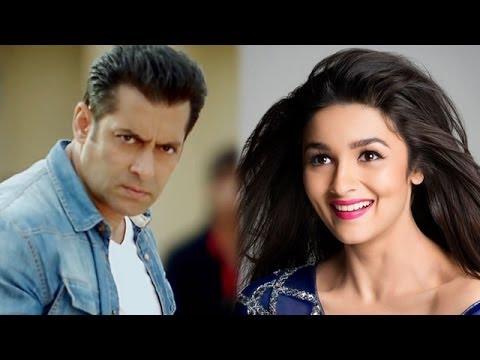 Alia Bhatt and Salman Khan Pics