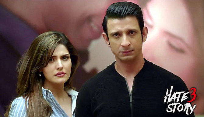 Zarine Khan Latest Pictures in Hate Story 3 08