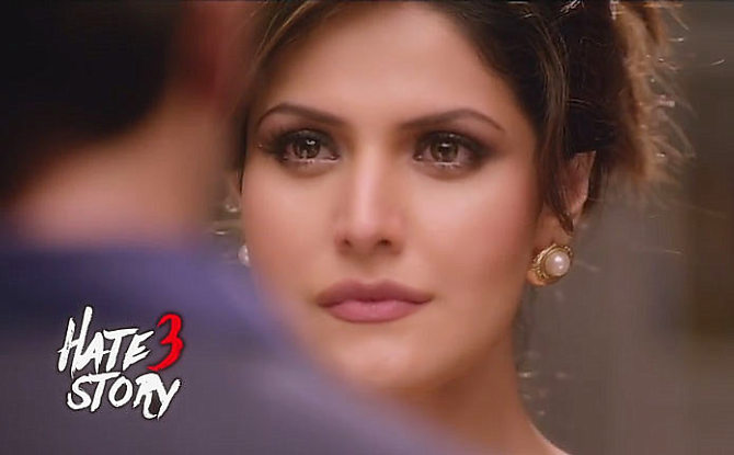 Zarine Khan Latest Pictures in Hate Story 3 07