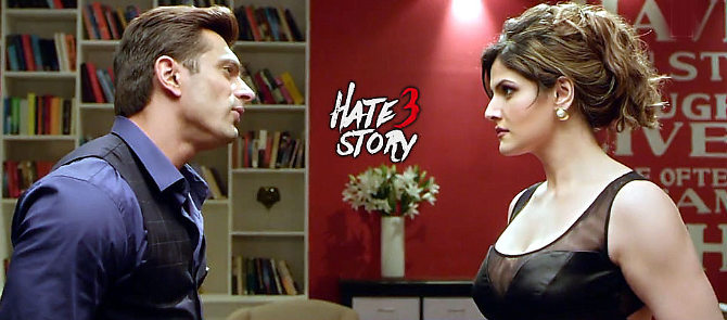 Zarine Khan Latest Pictures in Hate Story 3 06