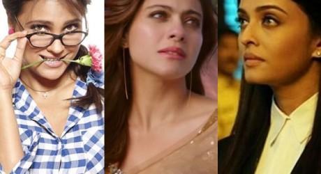 Kajol, Aishwarya Rai Bachchan and Lara Dutta