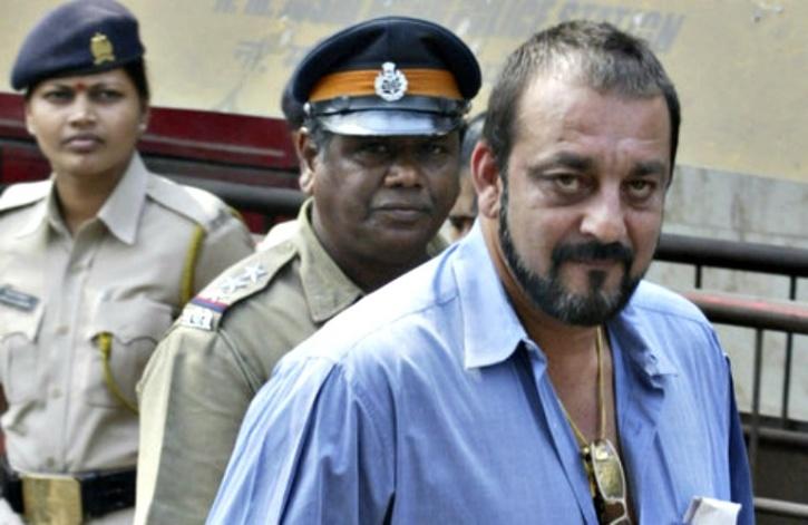 Sanjay Dutt Jail Pics